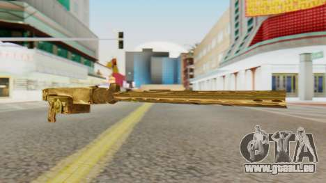 MG-81 from Hidden and Dangerous 2 für GTA San Andreas