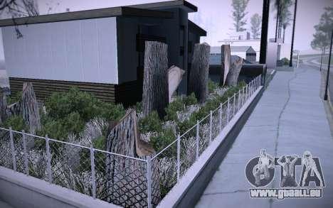 New Santa Maria Beach pour GTA San Andreas dixième écran