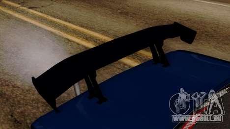 VAZ 2101 pour GTA San Andreas vue arrière