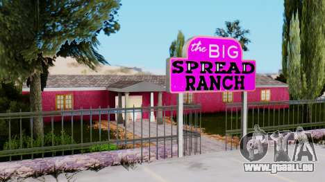 De nouvelles textures du club à Las Venturas pour GTA San Andreas