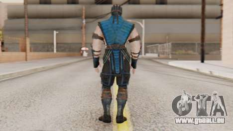 [MKX] Sub-Zero Masked für GTA San Andreas dritten Screenshot