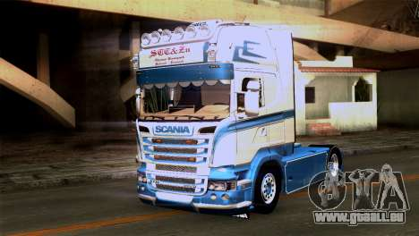Scania R730 pour GTA San Andreas
