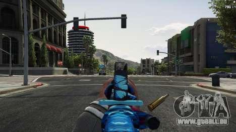 Hyper Beast Edition: M4A1-S für GTA 5