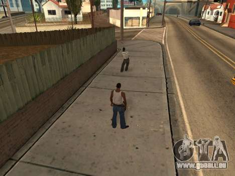Animation de GTA Vice City pour GTA San Andreas dixième écran