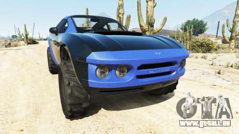 Coil Brawler Local Motors Rally Fighter pour GTA 5