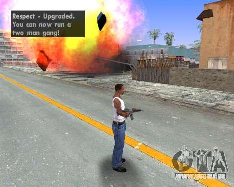 Blood Effects für GTA San Andreas fünften Screenshot