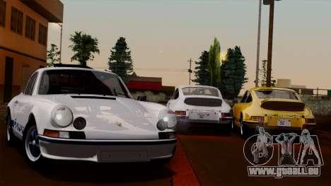 Porsche 911 Carrera RS 2.7 Sport (911) 1972 HQLM für GTA San Andreas