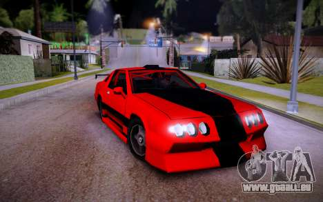 Buffalo GTR für GTA San Andreas rechten Ansicht