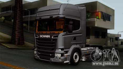 Scania R730 Streamline 4x2 für GTA San Andreas