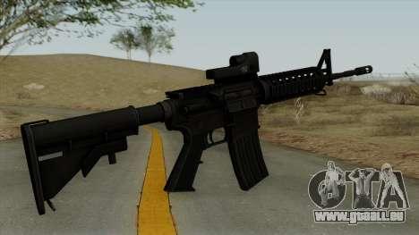 AR-15 Trijicon für GTA San Andreas zweiten Screenshot