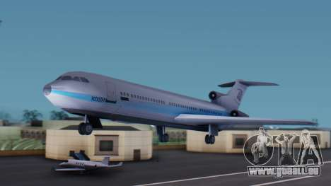 DMA Airtrain from GTA 3 v1.0 pour GTA San Andreas
