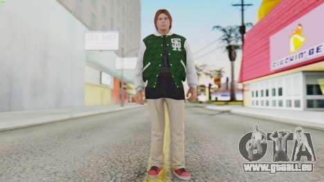 [GTA5] Families Member für GTA San Andreas zweiten Screenshot