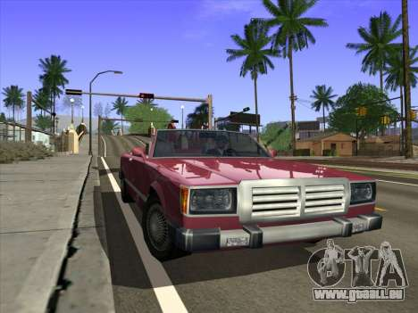 Ultimate Graphics Mod 2.0 pour GTA San Andreas troisième écran