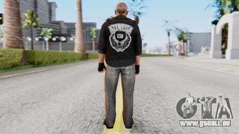 [GTA5] The Lost Skin5 pour GTA San Andreas troisième écran
