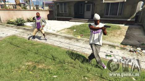 GTA 5 Free-Modus v1.4 zweite Screenshot