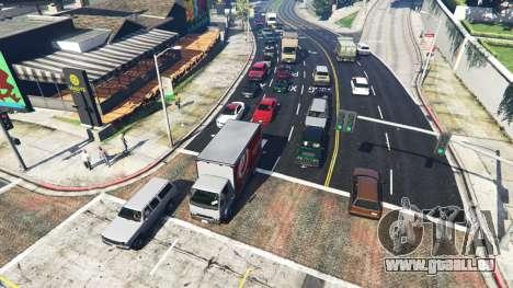 GTA 5 Realistisch füllen die Straßen und Wege 8GBRAM