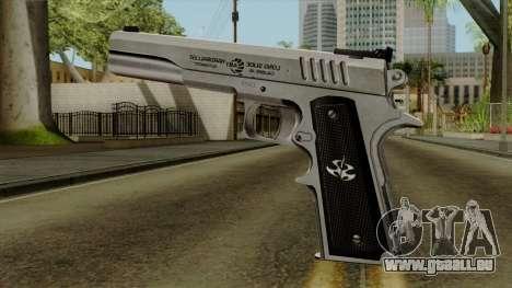 Original HD Colt 45 pour GTA San Andreas deuxième écran