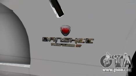 GTA 5 Banshee pour GTA San Andreas vue de droite