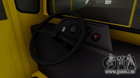 DAC 120DE pour GTA San Andreas vue de droite