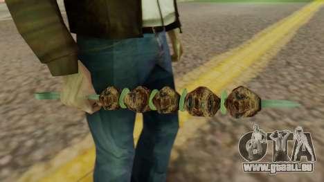 Skewer für GTA San Andreas zweiten Screenshot