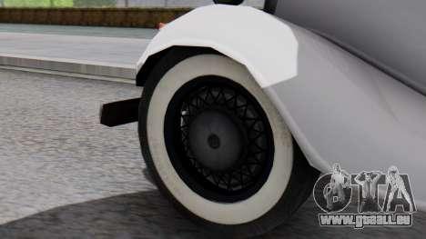Smith V8 from Mafia 2 für GTA San Andreas zurück linke Ansicht