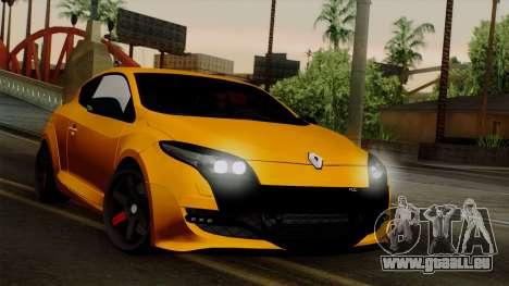 Renault Megane Sport HKNgarage pour GTA San Andreas