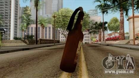 Original HD Molotov Cocktail pour GTA San Andreas deuxième écran