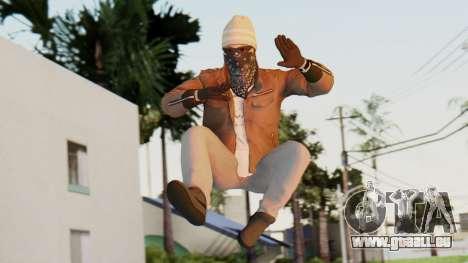 [BF Hardline] Gang Enforcer pour GTA San Andreas