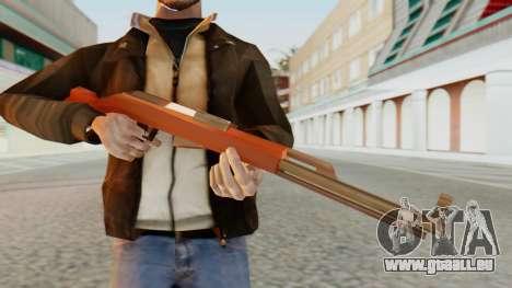 SKS SA Style für GTA San Andreas dritten Screenshot