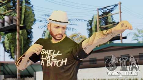 Personalized Skin from GTA Online für GTA San Andreas