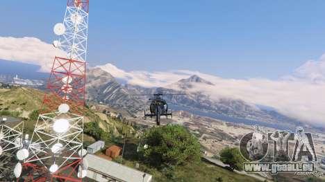 GTA 5 Neue Wetter-und Beleuchtung v2.0 fünfter Screenshot