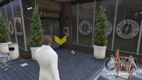 GTA 5 Café, boutiques dans l'GTAV troisième capture d'écran
