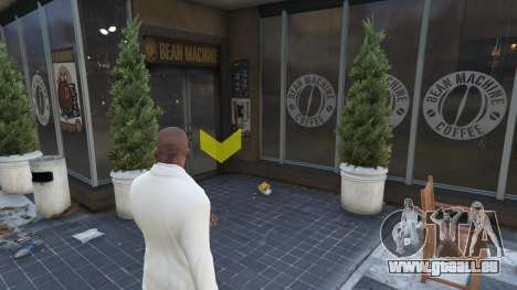 GTA 5 Coffee-shops in GTAV dritten Screenshot
