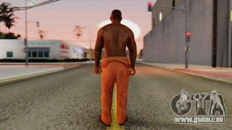 [GTA 5] Prisoner1 pour GTA San Andreas troisième écran