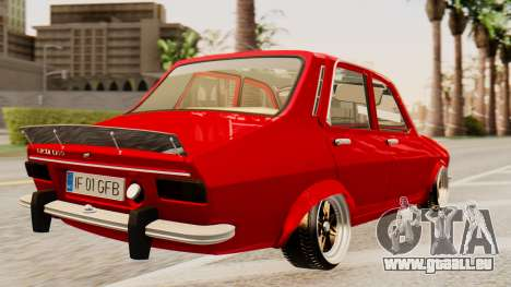 Dacia 1300 GFB v2 pour GTA San Andreas laissé vue
