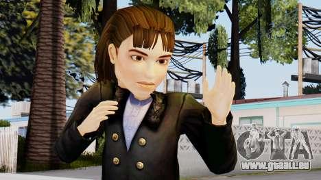 Lara Croft Child pour GTA San Andreas