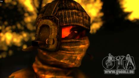 ELG ENB pour GTA San Andreas quatrième écran