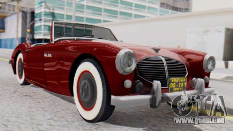 Ascot Bailey S200 from Mafia 2 für GTA San Andreas
