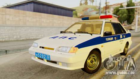 VAZ 2115 DPS für GTA San Andreas
