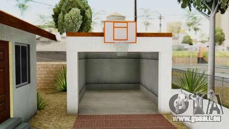 Big Smoke House für GTA San Andreas her Screenshot