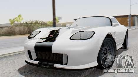 GTA 5 Banshee pour GTA San Andreas
