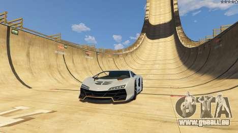 GTA 5 Maze Bank Loop The Loop zweite Screenshot