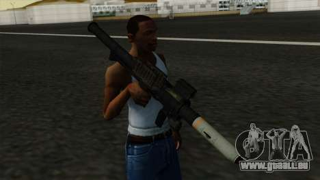 Homing Rocket Launcher pour GTA San Andreas