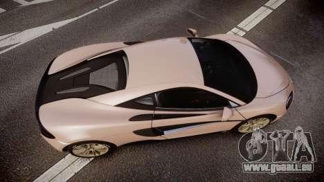 McLaren 570S 2015 rims1 für GTA 4 rechte Ansicht