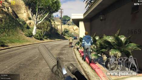 Les guerres de gangs de 0,2 pour GTA 5