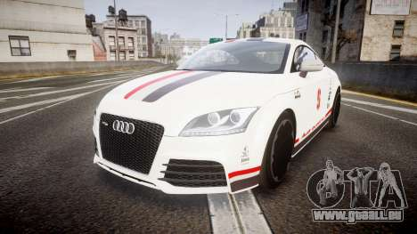 Audi TT RS 2010 Shelley für GTA 4