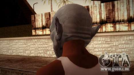 Vampiro pour GTA San Andreas deuxième écran