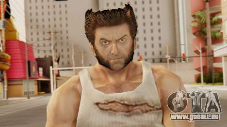 Wolverine v1 pour GTA San Andreas