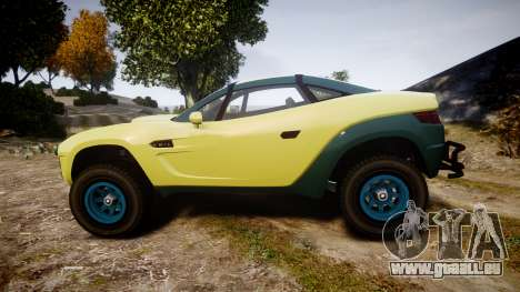 GTA V Coil Brawler für GTA 4 linke Ansicht