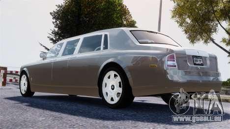 Rolls-Royce Phantom LWB für GTA 4 linke Ansicht